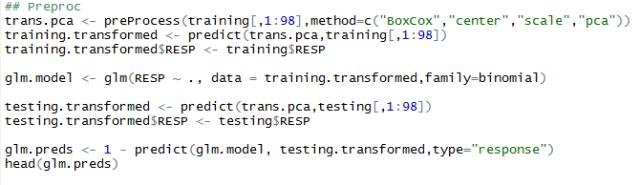 PCA-Code